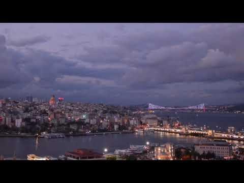 Istanbul and Bursa trip in one minute
