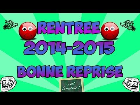 FuRa / Rentrée 2014-2015