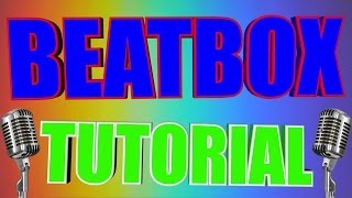 "Beatbox Tutorial 8 | Reeps One ""Wob Wob"" Bass + Lip Oscillation"