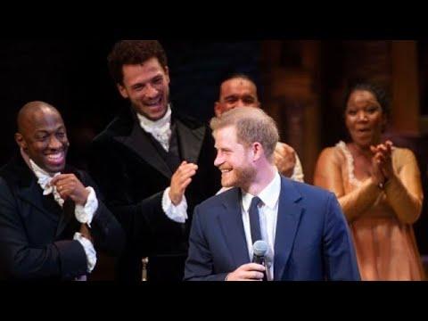 Prinz Harry bei Charity-Musical: Kann er auch singen?