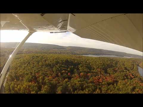 Flight from 1B1 (Columbia Co) to 4N1 (Greenwood Lake) Over Catskills Leg 3/4