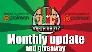 Monthly Update (December)