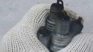 видео Свечи зажигания для ВАЗ 2107: карбюратор, диагностика, замена