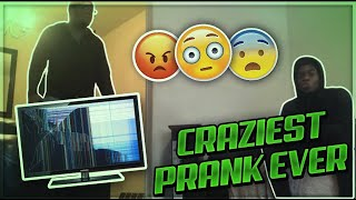 EPIC BROKEN TV PRANK ON DAD (MUST WATCH!!!)
