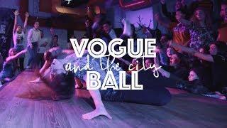 Femme Dramatic 1/2   Vogue & The City Ball   #ШТБП