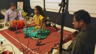Chandramoulishwaram - Abhogi - Nithya Raman