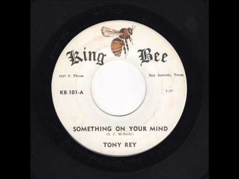 Tony Rey (& Grp.) - Something On Your Mind / Play It Cool (King Bee 101) 1959