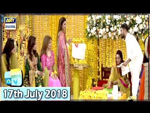 Good Morning Pakistan - Dr Bilquis & Amber Khan - 17th July 2018 - ARY Digital Show thumbnail