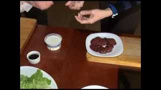 Вкусные новости: Салат с печенью