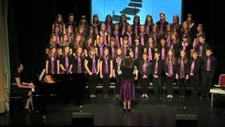 Let us break bread together - Choir - Primary music school in Vukovar - Croatia