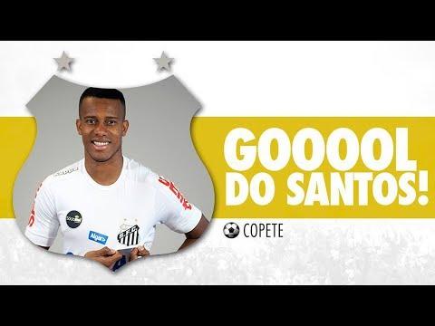 O PEIXE SAI NA FRENTE: Santos 1 x 0 Grêmio | GOL | Brasileirão (19/11/17)
