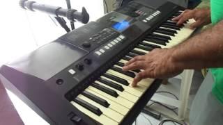 Yamaha psr E423 e Ritmo com trés variações