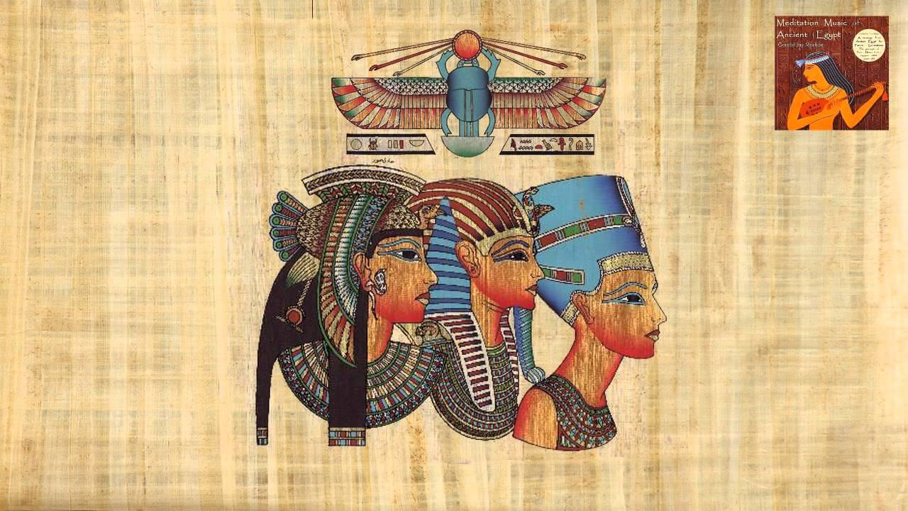 Meditation Music Of Ancient Egypt]- Immortality, Track #9 - YouTube