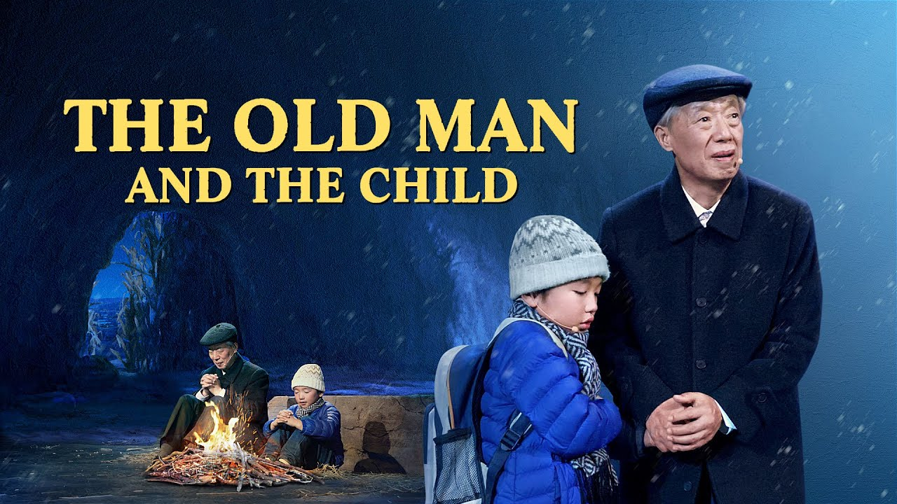 "Christian Play ""The Old Man and the Child"" 