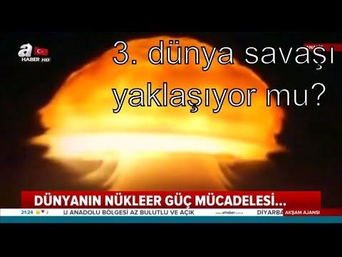 3. dünya savaşı - nükleer savaş geliyor