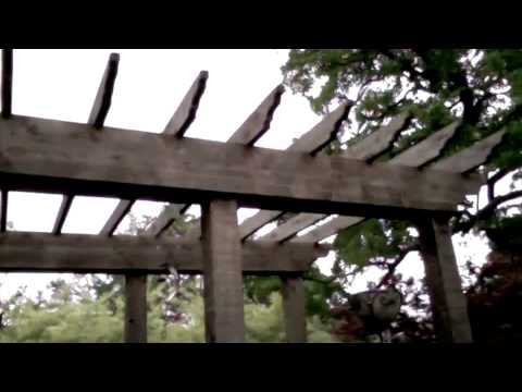 Christian Painters Treat Amp Stain Pergola With Sherwin