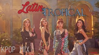 Bicho Malo | Latin-pop Tropical Kpop Playlist