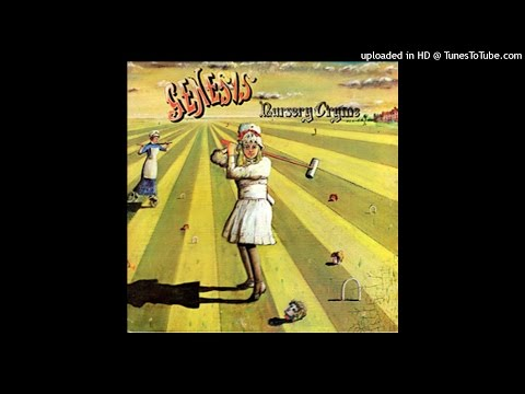 (Karaoke) The Musical Box -- Genesis