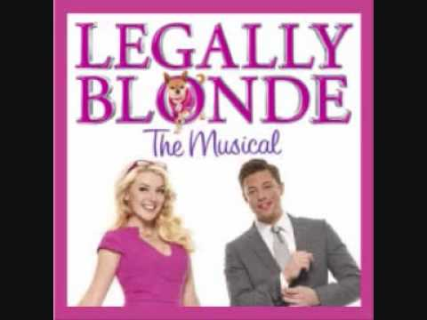 Positive - Legally Blonde.