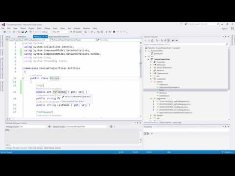 Learning ASP.NET x85 EF Core   Primary & Composite Keys