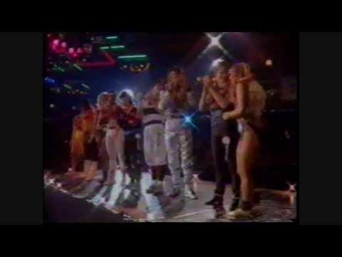 1984 WORLD DISCO DANCING  PART 2