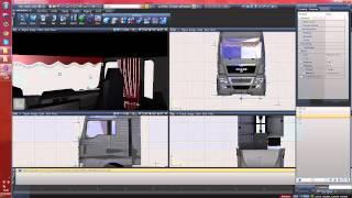 Zmodeler 3 Tutorial #1 Neue Texturen hinzufügen+Export