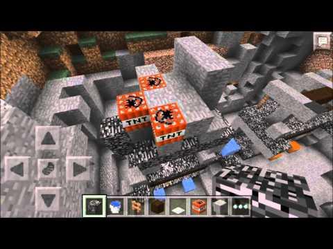 Minecraft Lego 21118 The Mine en MPE 0.11 Idol 2