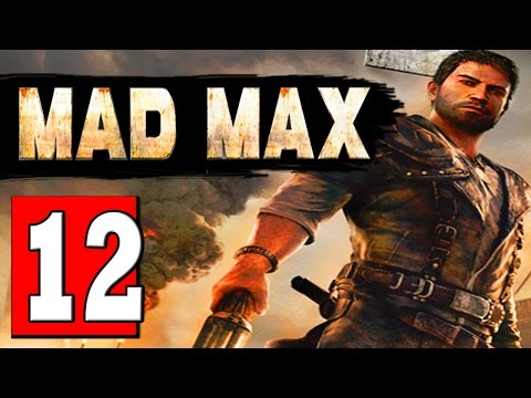 MAD MAX Walkthrough Part 12 WASTELAND MISSION: IN DUE TIME BOSS  PIG N STICKER