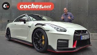 Nissan GT-R Nismo 2020 | Prueba / Test / Review en español | coches.net