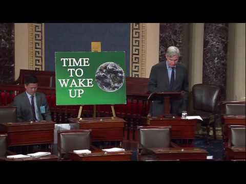 Time to Wake Up: Chafee Hearings, Climate Change, and Trump