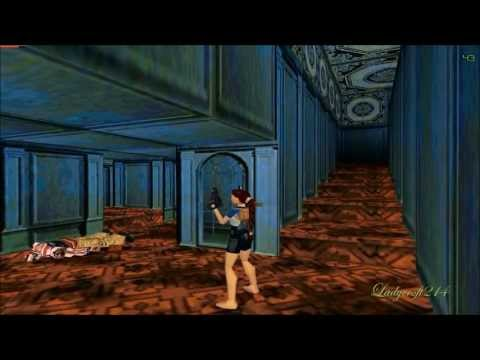 Tomb Raider II - Level 9 - Living Quarters