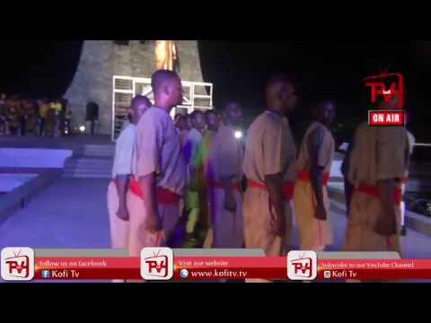 GHANA AT 60 MIDNIGHT : KWAME NKRUMAH SPOKE AGAIN