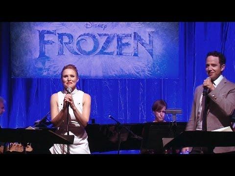 The Music of Frozen | Live Performance | Disney Playlist
