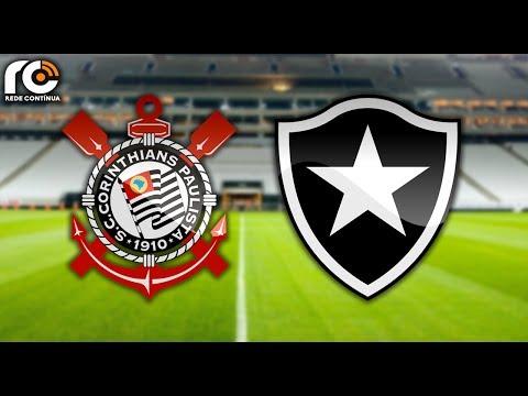 Corinthians X Botafogo Ao Vivo Brasileirão Youtube