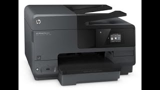 Hp Officejet Pro 8710 All In One Business Ink Multifunction Printer