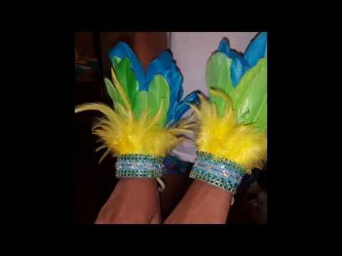 DIY Carnival Bracelets