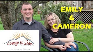 INSPIRATIONAL & MOTIVATIONAL l Emily & Cameron Kohlman & Family l May 6 2018 l Courage To Shine™