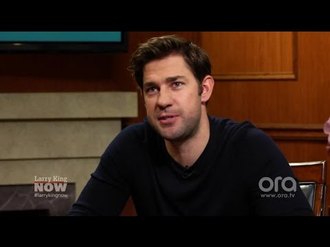 If You Only Knew: John Krasinski | Larry King Now | Ora.TV