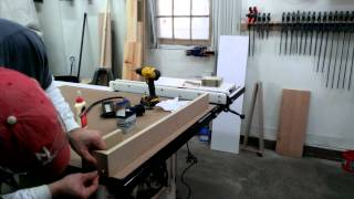 Tablesaw Router Fence 1