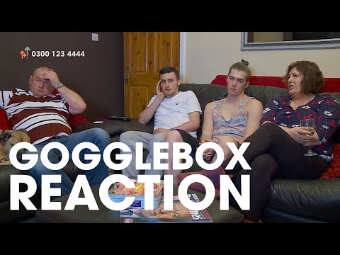 The Gogglebox Reaction to Lloyd