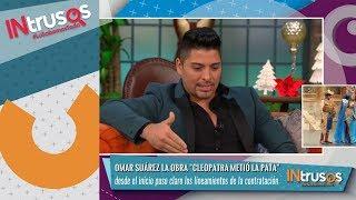 Omar Suárez afirma que los hermanos Ortega le arrebataron p...