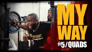 "Johnnie O Jackson: My Way Ep#5 ""QUADS"""