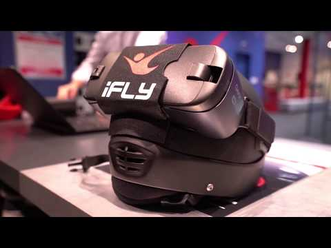 iFLY 360 Virtual Reality Skydiving Experience