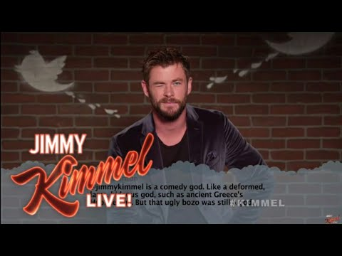 Mean Tweets – Avengers Edition #2