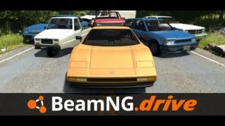 BeamNG. Drive: (Apparently) Feel The Bumps Update/w NEW Biggest Jump In Game!