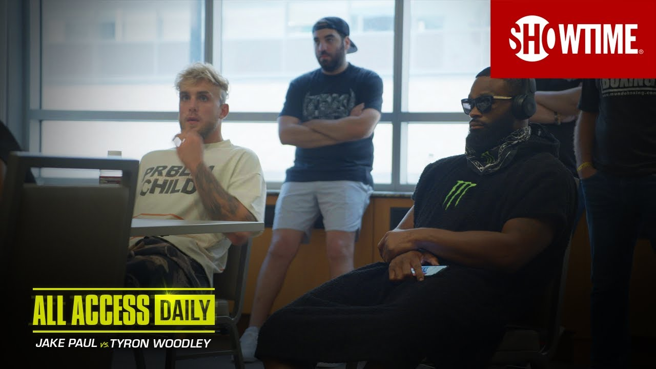 Download ALL ACCESS DAILY: Paul vs. Woodley   Part 4   SHOWTIME PPV