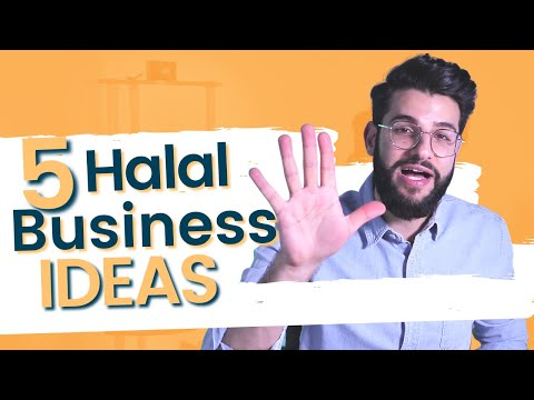 Top 5 Profitable Halal Business Ideas That You Can Start TODAY
