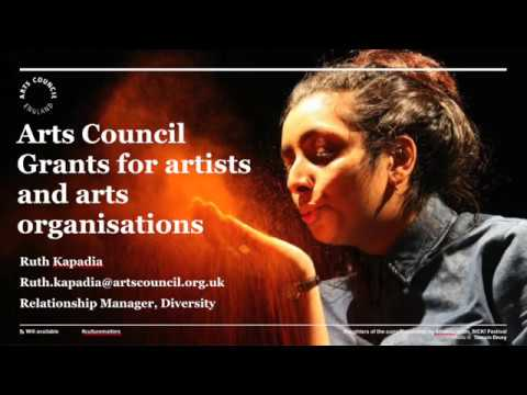CAS Presents: How To Apply For Arts Council England Funding