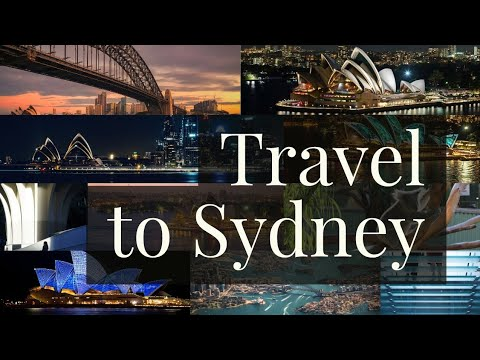Travel to Sydney | subliminal | Messy lab