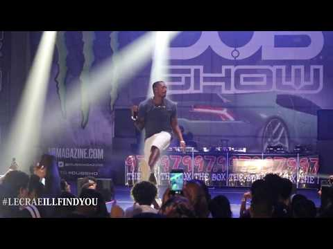 LECRAE performs I'LL FIND YOU ft TORI KELLY for the FIRST time in HOUSTON, TX